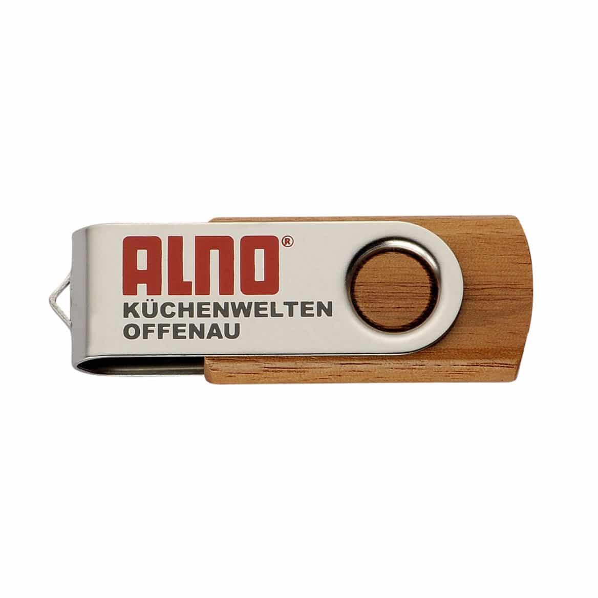Chiavetta personalizzata logo Alno