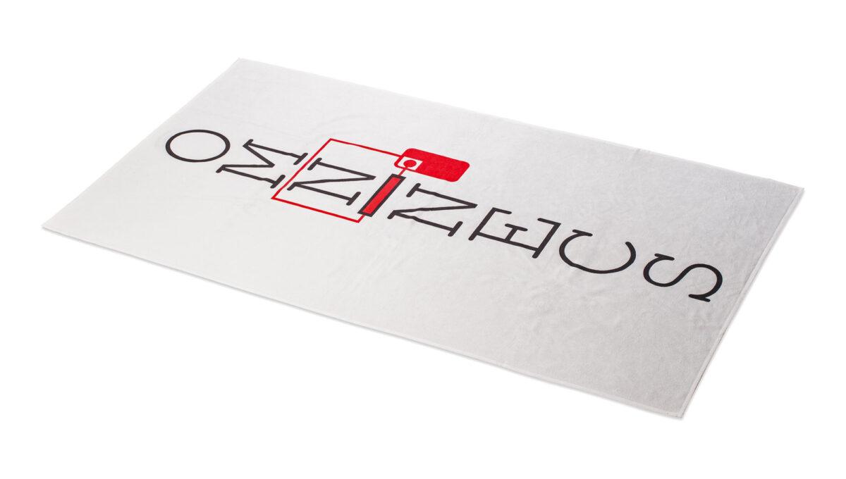 Produzione salviette mare con stampa digitale